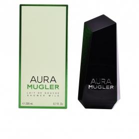 aura shower milk 200 ml