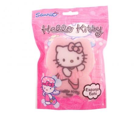 esponja suavipiel hello kitty infantil