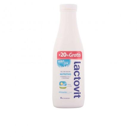 lactovit gel de ducha nutritivo 600 ml 20