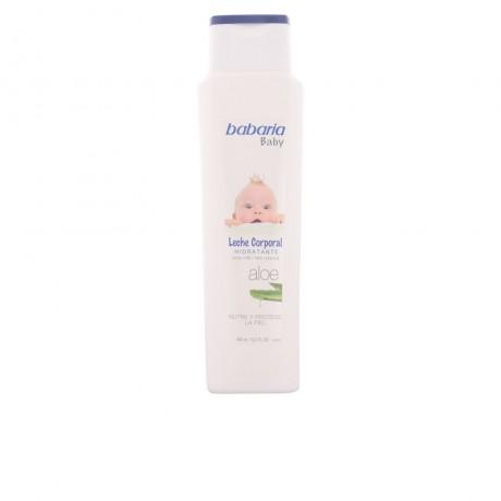 baby leche corporal hidratante aloe 400 ml