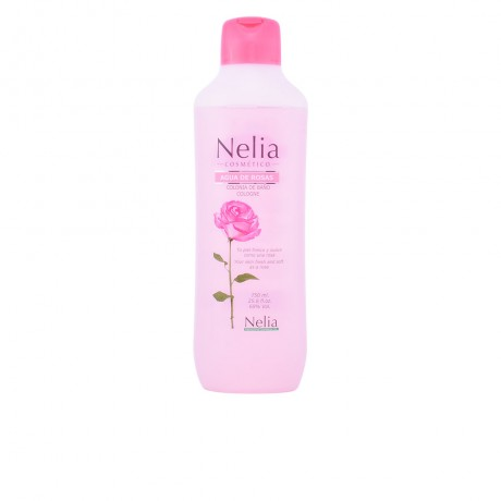 agua de rosas colonia de baño 750 ml