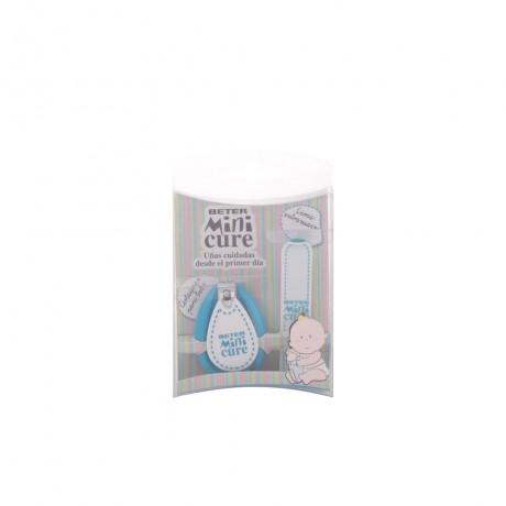 mini cure cuidado uñas bebes lote 2 pz