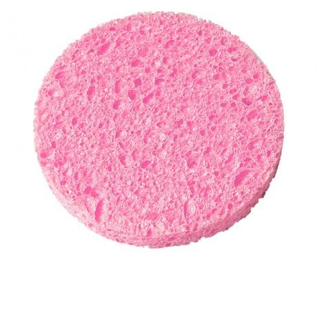 esponja desmaquilladora celulosa 1 pz