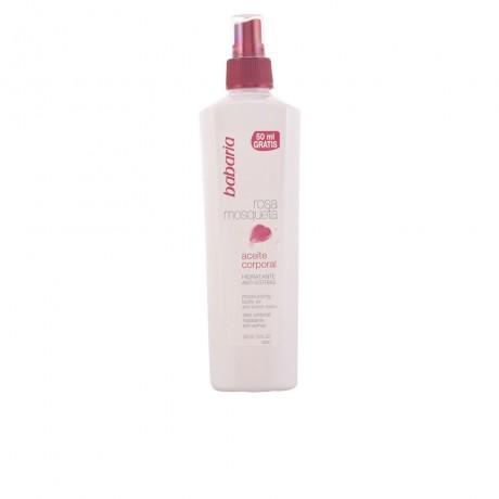 rosa mosqueta aceite corporal anti estrías vaporizador 300 ml