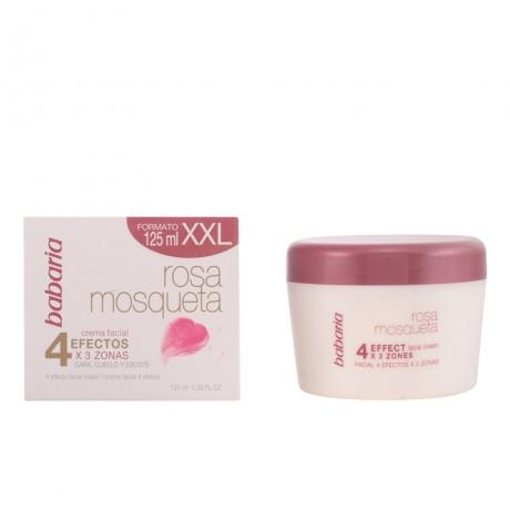 rosa mosqueta crema facial 4 efectos 125 ml