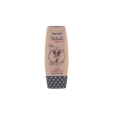 minnie base de maquillaje fluido 2 natural beige 35 ml