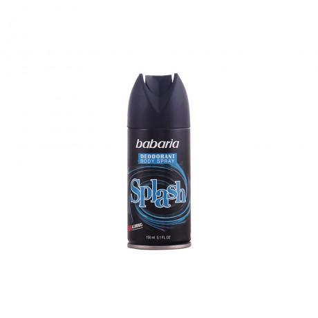 babaria men splash deo vaporizador 150 ml