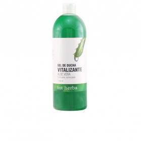 gel de ducha vitalizante aloe vera 1000 ml