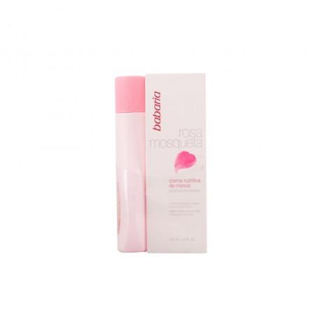rosa mosqueta crema nutritiva manos 100 ml