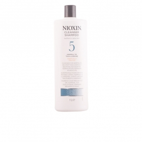 system 5 shampoo volumizing weak coarse hair 1000 ml