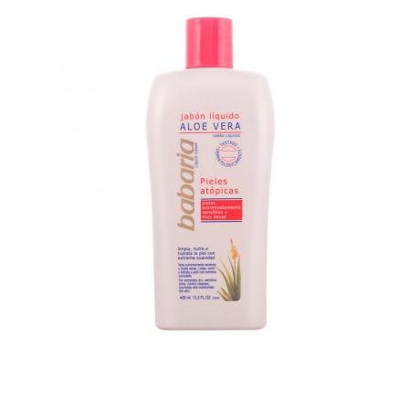aloe vera jabón líquido pieles atópicas 400 ml