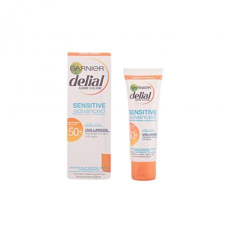 sensitive advanced crema facial spf50 50 ml