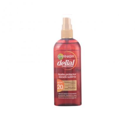 aceite protector dorado sublime spf20 vaporizador 150 ml