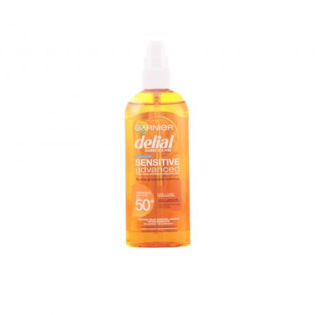 sensitive advanced aceite protector spf50 150 ml