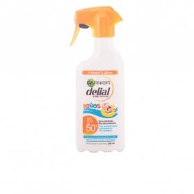 niños leche protectora hidratante pistola spf50 300 ml