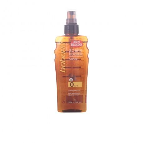 solar aceite coco vaporizador spf0 200 ml