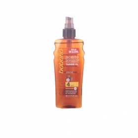 solar aceite coco vaporizador spf4 200 ml