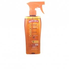 solar aceite de zanahoria vaporizador spf6 300 ml