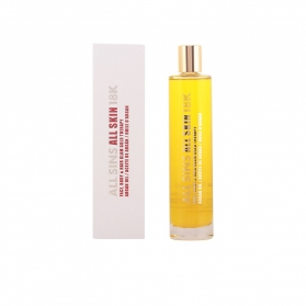 all skin face body hair glam gold therapy 100 ml