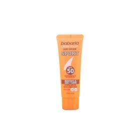 solar sport crema solar facial waterproof spf50 75 ml