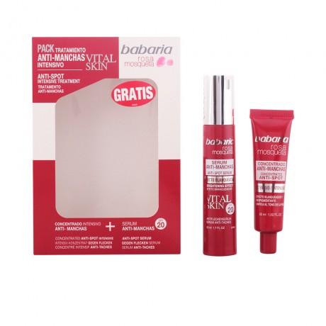 rosa mosqueta vital skin antimanchas lote 2 pz