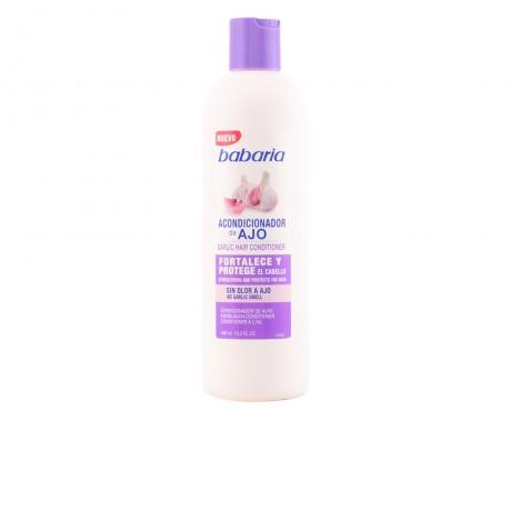 ajo acondicionador fortalecedor cabello 400 ml