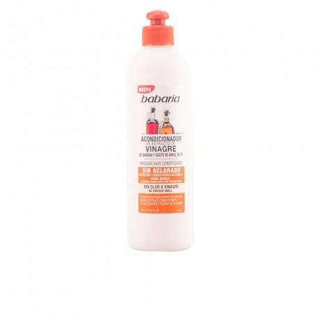 vinagre acondicionador sin aclarado natural 400 ml