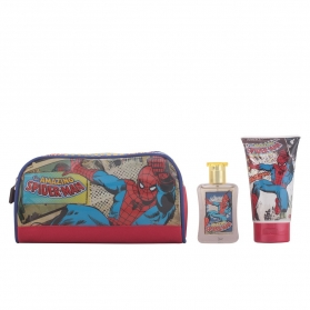spiderman lote 2 pz
