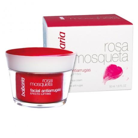 rosa mosqueta antiarrugas crema facial 50 ml