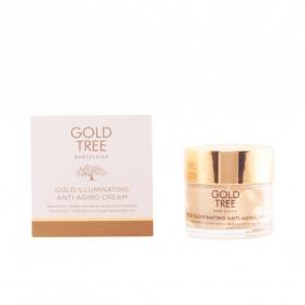 gold illuminating anti aging cream 50 ml