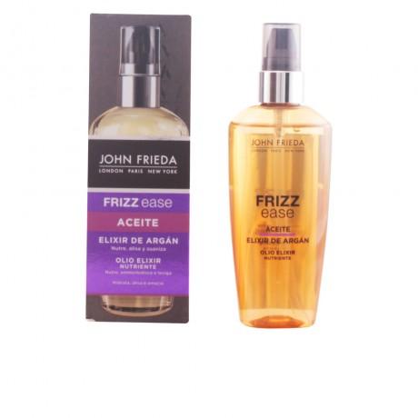 frizz ease aceite elixir argan 100 ml