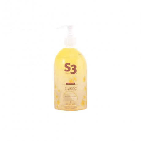 s 3 classic fresh jabón manos dosificador 500 ml