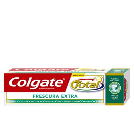 total frescura extra pasta dentífrica 75 ml