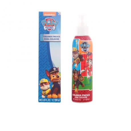 patrulla canina colonia body spray 200 ml