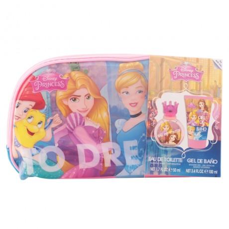 princesas disney lote 3 pz