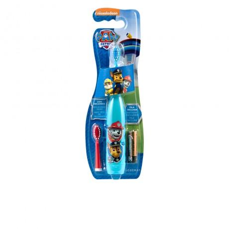 patrulla canina cepillo de dientes eléctrico