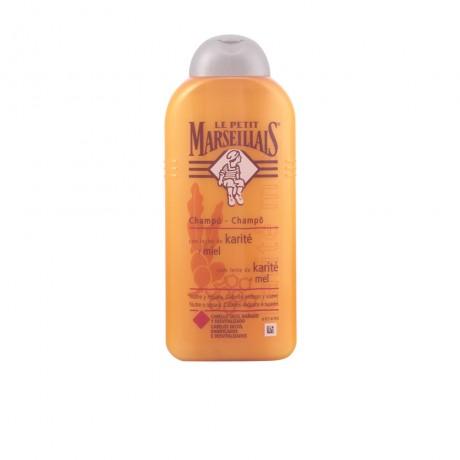karite miel champú cabello seco o dañado 300 ml