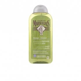 manzana y hojas de olivo champú cabello normal 300 ml