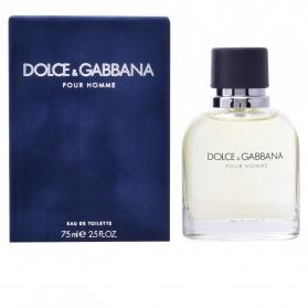 dolce gabbana pour homme edt vaporizador 75 ml