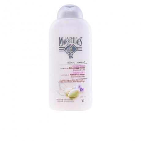 leche de almendras dulces champú cabello largo 300 ml
