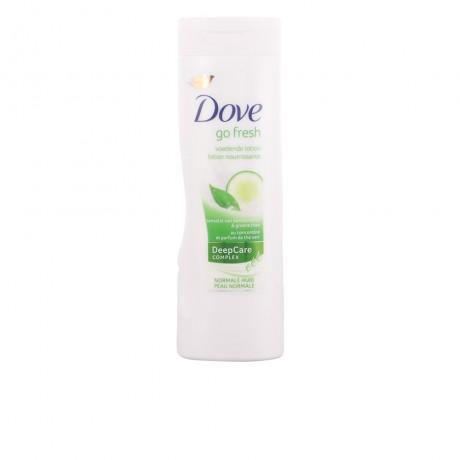 go fresh loción corporal piel normal 400 ml