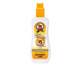 sunscreen spf15 spray gel 237 ml