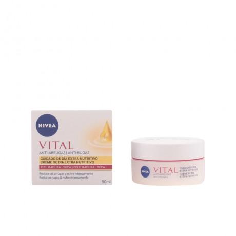 vital argan crema anti arrugas piel madura y seca 50 ml