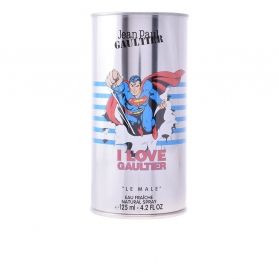 le male superman eau fraiche 125 ml