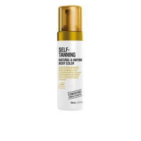 self tanning body mousse 150 ml