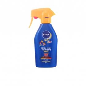 nivea sun niños protector hidratante spf50 pistola 300 ml