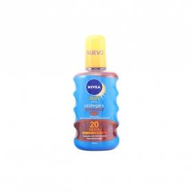 sun protegebroncea aceite spf20 200 ml