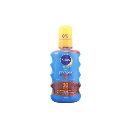 sun protegebroncea aceite spf30 200 ml