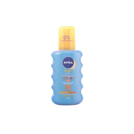 sun protegebroncea spray spf50 200 ml