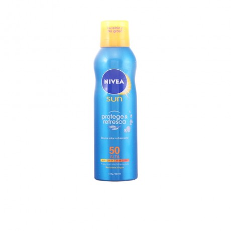 sun protegerefresca bruma spray spf50 200 ml